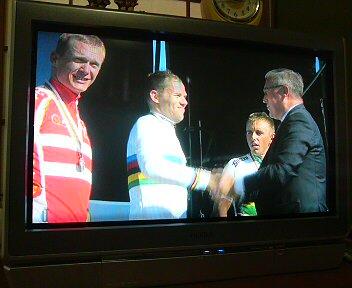世界選手権2010エリート優勝 トル・フースホフト
