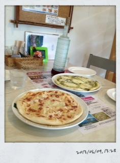 pinocchioのピザとピザ