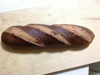 自家製酵母の全粒粉パン